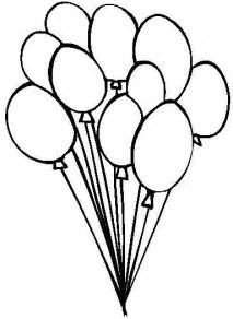 balloons coloring pages balloons coloring pages to print
