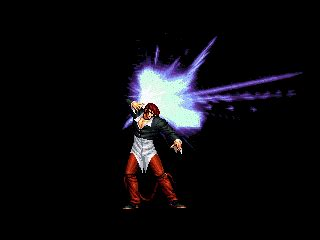 imagenes con movimiento de king of fighter imagen iori 2000 gif the king of fighters wiki