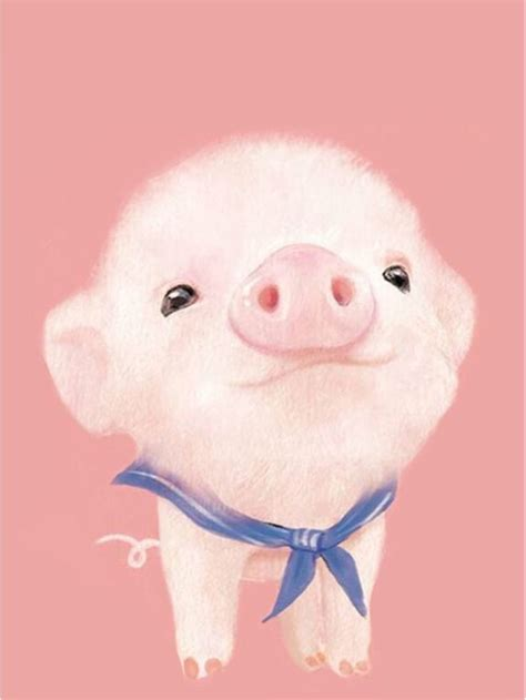 cute pig wallpaper wallpapers pinterest pigs cute