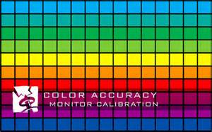 monitor color calibration color accuracy monitor calibration on vimeo
