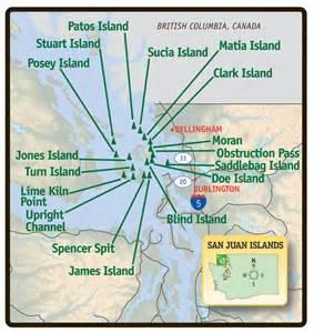 Mba Program Near San Juan Island Wa by San Juan Islands Region Washington State Parks And