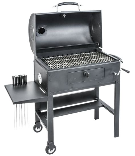 Barbecue Charcoal Grill by Custom Made Bbq Grills Home Furniture Design