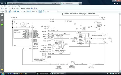 diagram whirlpool electric dryer wiring diagram