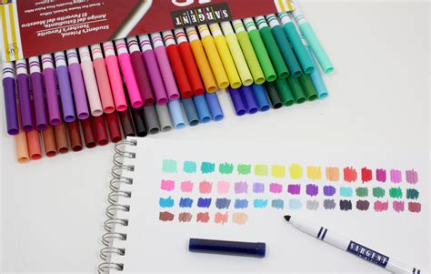 Drawing Markers by Marker Classic Color Draw Set Artist Assortment