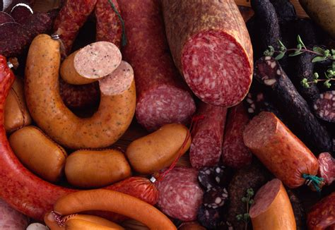 Home Interior Parties Products types of german sausages