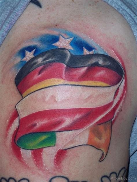 german flag tattoo flag tattoos designs pictures page 4