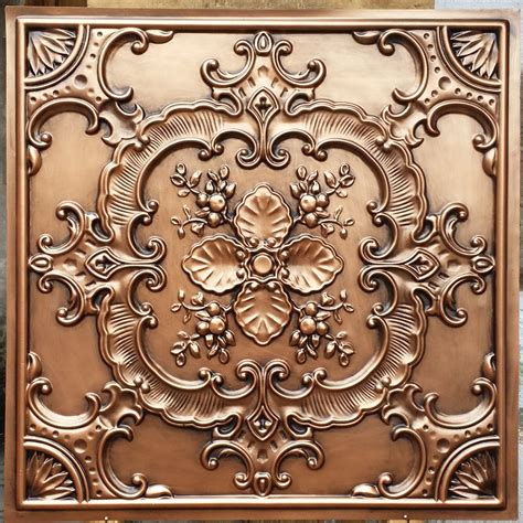 copper ceiling tiles pl19 faux tin antique copper ceiling tiles 3d embossed photography background panels boards