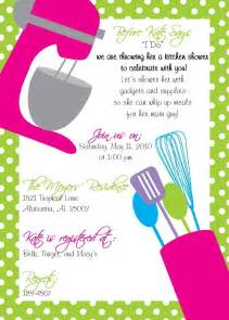 kitchen wedding shower invitation custom by lilypadboutiquestore