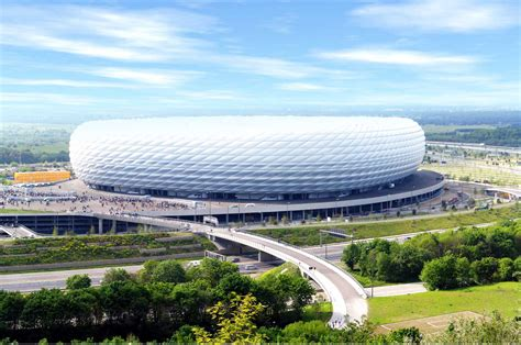 mã nchen allianz arena muenchen hd wallpaper sports wallpapers