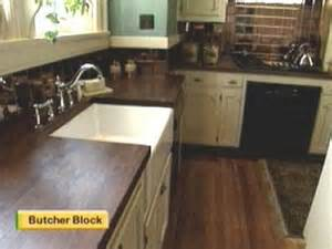 Butcher Block Kitchen Countertops Butcher Block Countertop Kitchen Ideas