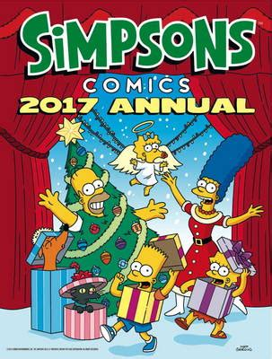 the simpsons annual the simpsons annual 2017 matt groening foyles bookstore
