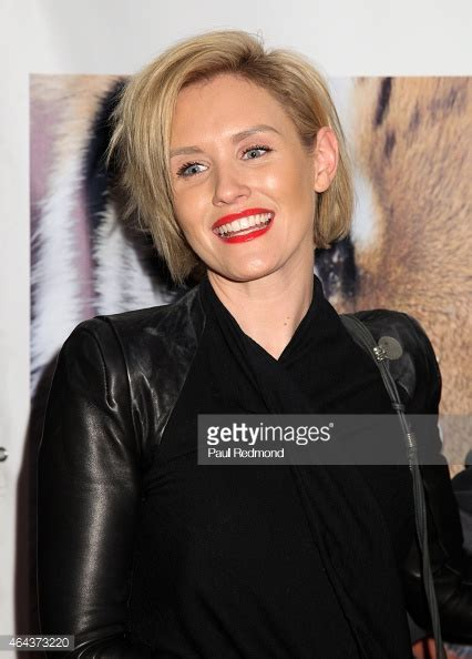 nicky d news 6 richmond quot give me shelter quot los angeles premiere getty images