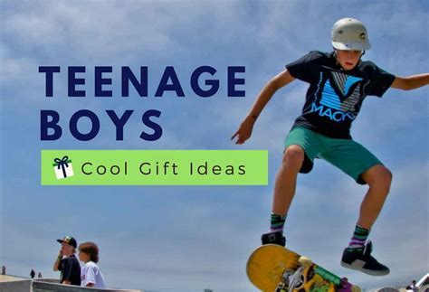 15 Cool Gifts For Teenage Guys   HaHappy Gift Ideas