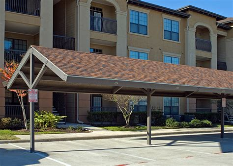 Apartment Carports apartment carports metal construction materials inc houston