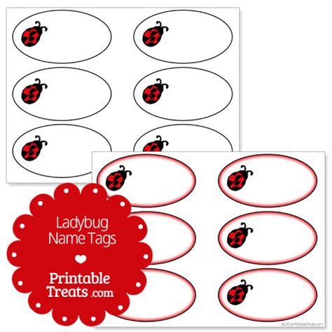 free printable ladybug name tags printable ladybug name labels search results calendar 2015
