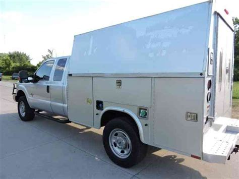 rust free truck beds ford f350 2011 utility service trucks