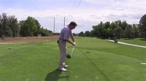 first swing golf golf pro tip how to use your first swing jitters to your