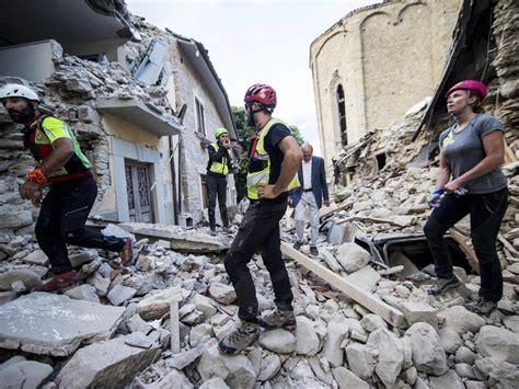 earthquake movie 2016 italy earthquake death toll reaches 159 as 6 2 magnitude
