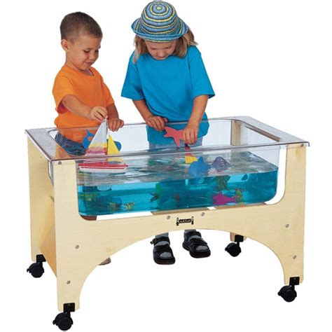 sensory table for toddlers jonti craft see thru sensory table 2871jc lowest price available