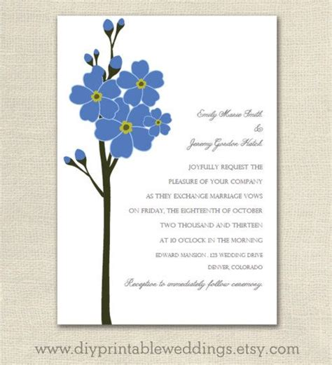 printable forget me not flowers 101 best images about printables on pinterest adobe