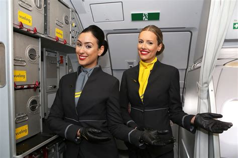 vueling cabin crew vueling airlines on quot our cabin crew are looking