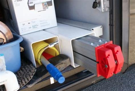 Hauler Garage Storage Ideas Rv Hauler Storage Gutters 5th Wheel Cing