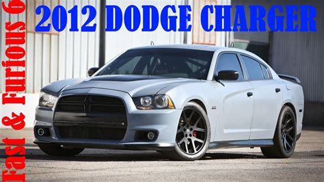 155 Fast Furious Lettys Dodge Charger Srt8 fast furious 6 cars dominic toretto s 2012 dodge charger srt8