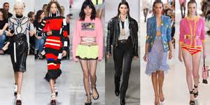 new trends 2017 spring 2017 fashion trends from nyfw spring 2017 runway
