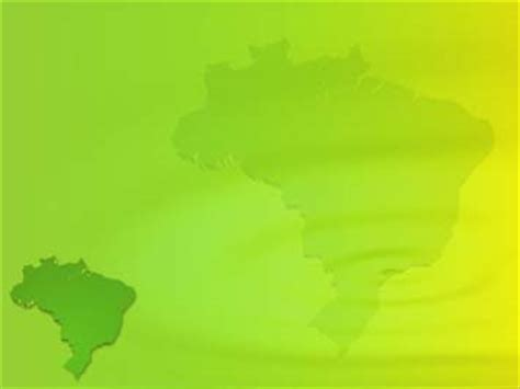 powerpoint 2010 themes brazil brazil map 01 powerpoint templates