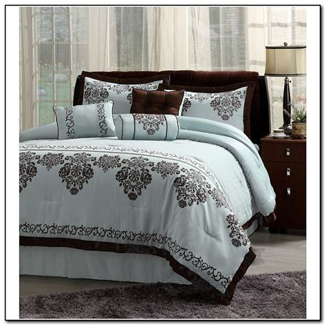 Brown And Blue Bed Sets Brown And Blue Bedding Sets King Beds Home Design Ideas God653yn4l8922