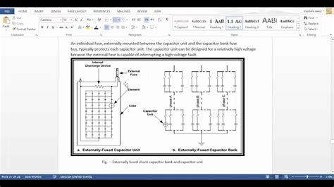 capacitor bank wiring diagram free wiring diagrams