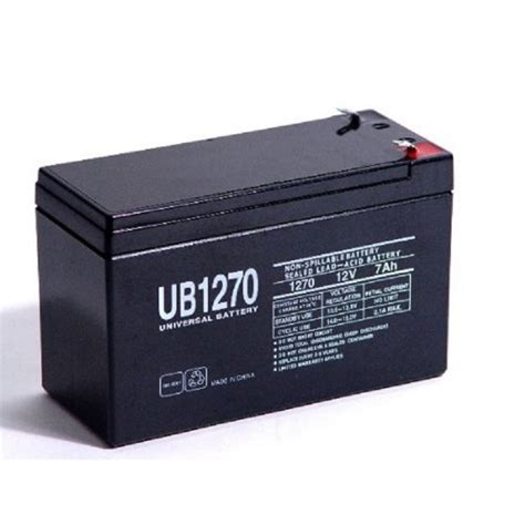 razor e300 12v 7ah scooter battery