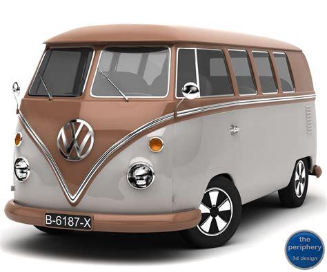 volkswagen type 1 3ds volkswagen type 1 microbus