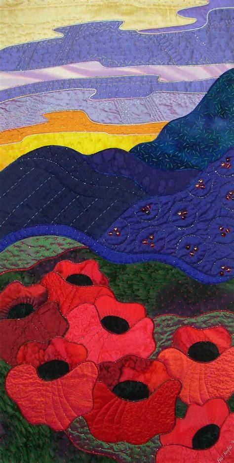 17 Best Images About Quilts Nature On Pinterest Quilt Landscape Quilt Patterns