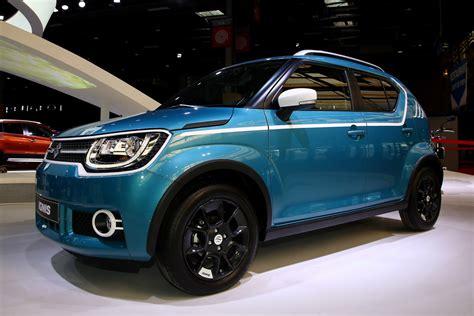 New Suzuki Ignis New Suzuki Ignis Lands In Europe Plans To The