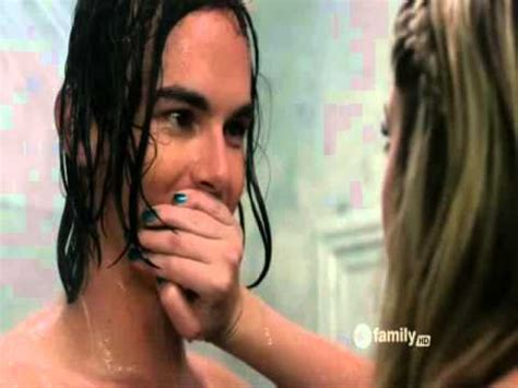 And Caleb Shower by Pretty Liars And Caleb Shower 01x18
