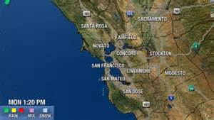 northern california weather map san francisco california weather northern california