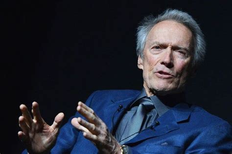 clint eastwood describes his near death experience says clint eastwood tells thrilling tale of how he survived a