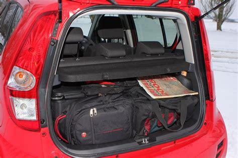 Suzuki Splash Accessories Suzuki Splash Estate 2008 2014 Features Equipment And