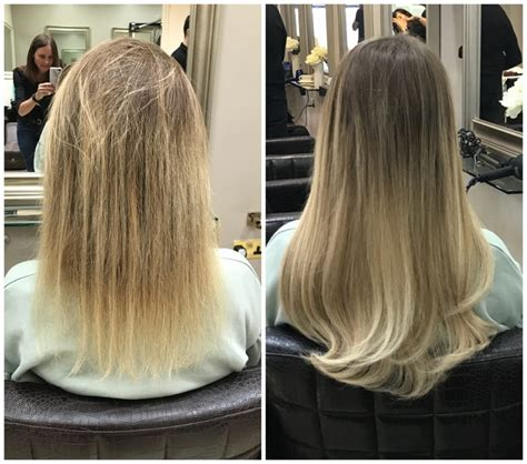 23 best images about before after di biase hair louise bailey hair extensions london uk best hair