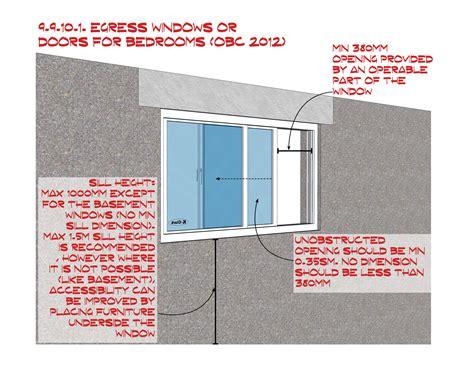 basement bedroom window size 100 egress window ideas the 25 best egress window