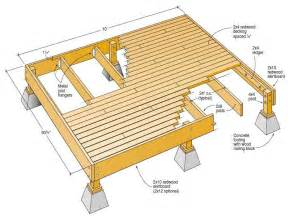 deck plans free wood deck plans free deck plans blueprints deck plan