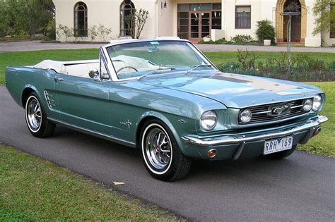 Mustang Auto 1966 by 1966 Mustang Specifications Autos Post
