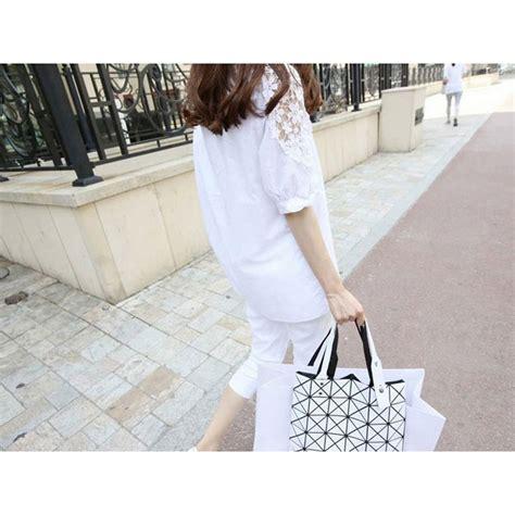 Blouse Wanita Size Xl blouse wanita korean style size xl white