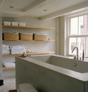 Storage Ideas For Towels And Extra Toiletries No Linen Bathroom Open Shelving