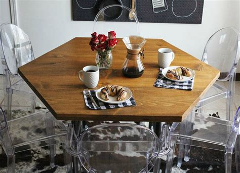 Diy Industrial Dining Room Table Diy Dining Room Table Diy Kitchen Table 13 Seriously Doable Projects Bob Vila