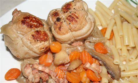 cuisiner paupiette de porc cuisiner paupiettes de porc inspiration de conception de