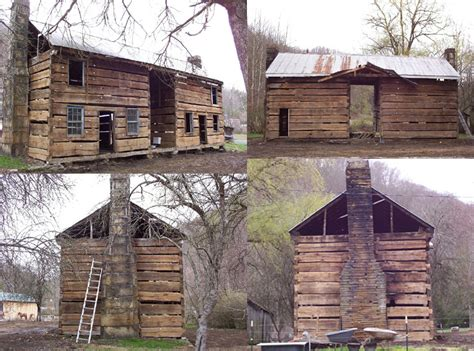 log cabins and barns for sale