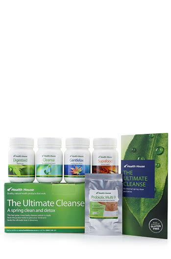 Best Detox Kit For Health by Health House