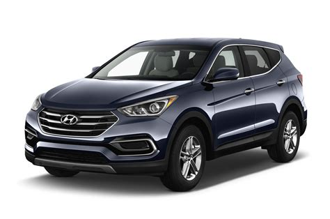 hyundai vehicles hyundai santa fe 2018 2 4l fwd in uae new car prices